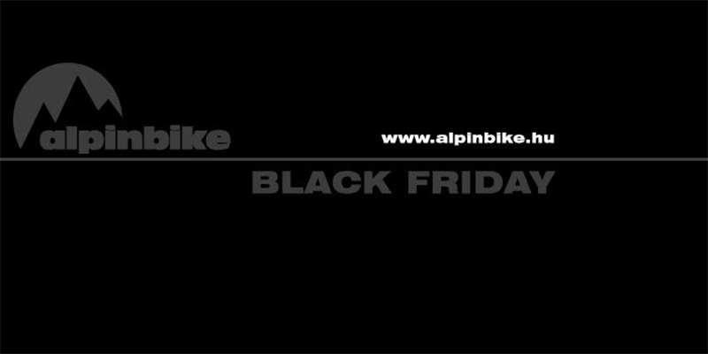 Black Friday az Alpinrun shopban!