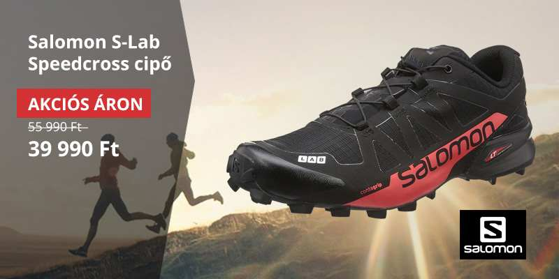 Salomon S-Lab Speedcross terepfutó cipő akciós áron