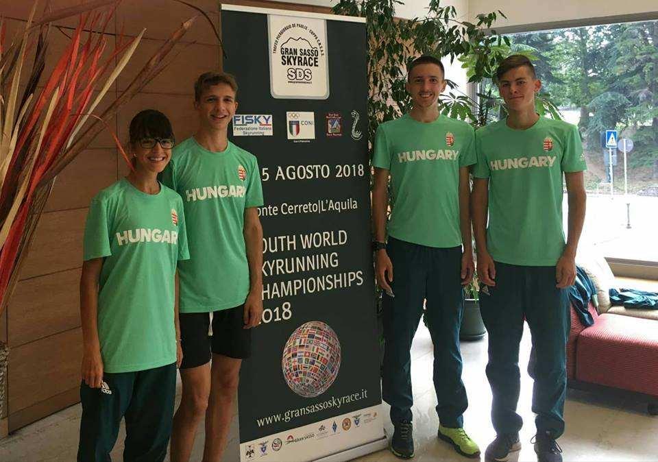 Youth Skyrunning World Championships – Skyrunning Ifjúsági Világbajnokság 2. rész
