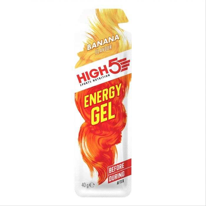 High5 Energy Gel Banán 20x40g