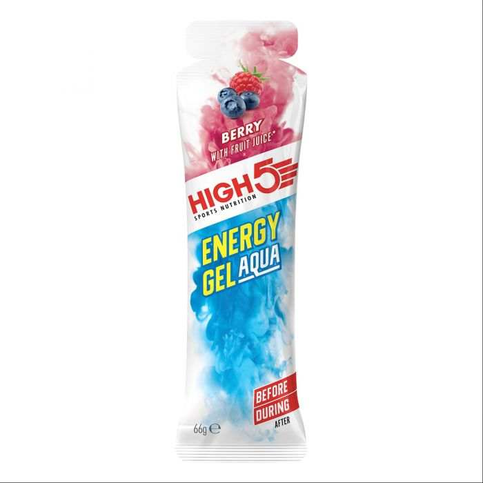 High5 (IsoGel) Energy Gel Aqua Málna 20x66g