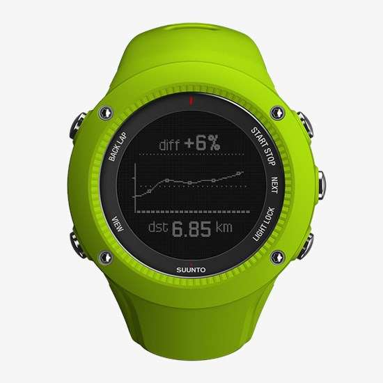 SUUNTO AMBIT3 RUN HR mellkaspánttal